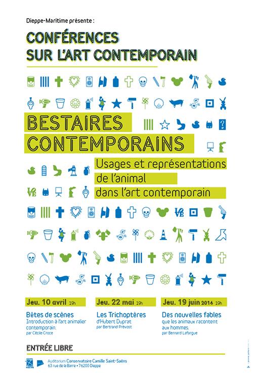 Conférence Art contemporain Dieppe