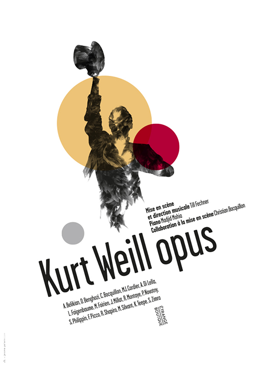 Kurt weill opus L'Étrange boutique