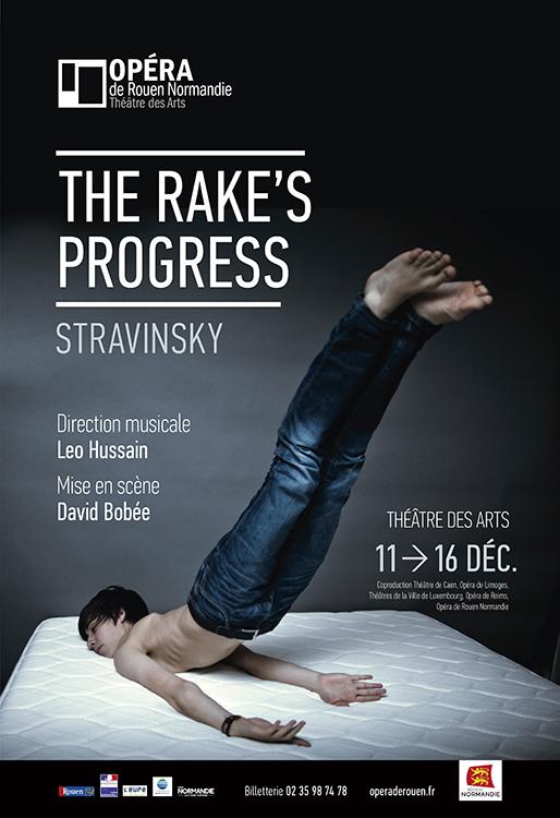 Stravinsky The Rake's Progress