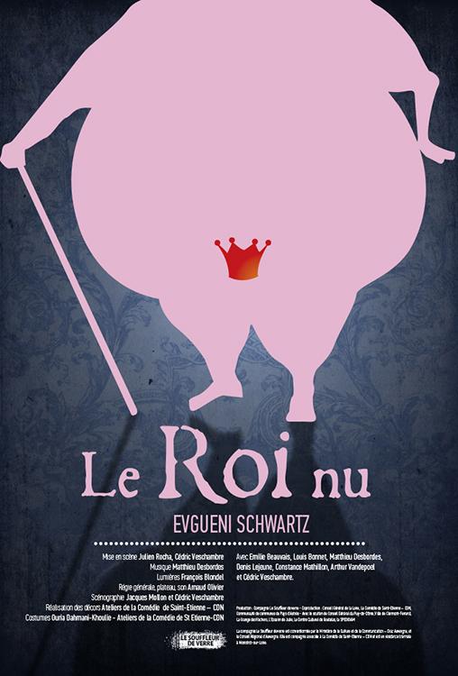 Schwartz Le Roi nu