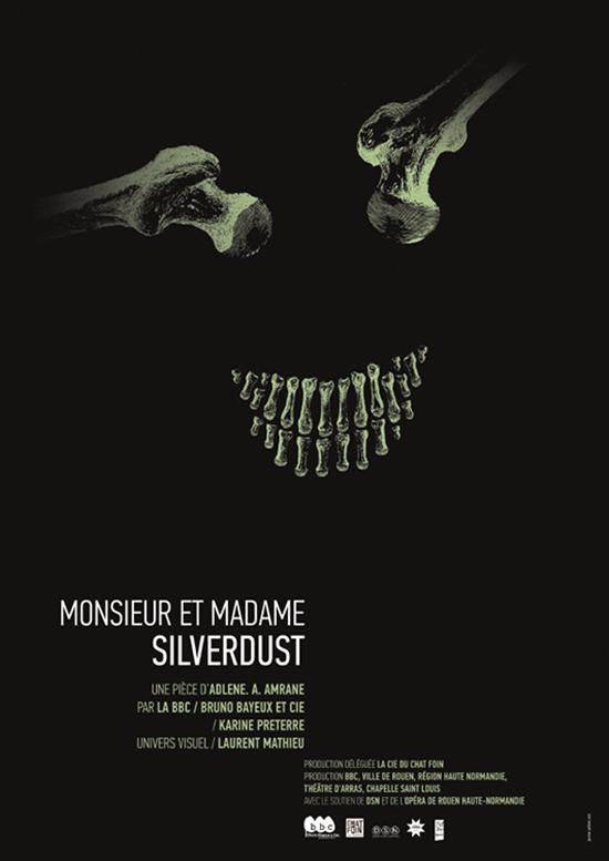 Amrane Monsieur et Madame Silverdust