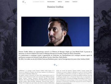 Site Web – Le Banquet Céleste