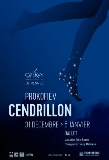 Prokofiev, Cendrillon – Opéra de Rennes